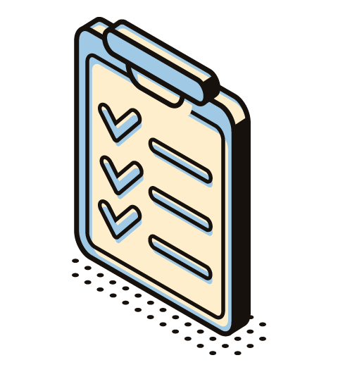 a project checklist